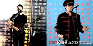 BOOTLEG U2//KISS AND TELL Live in Amsterdam