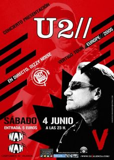 U2 Wah Wah