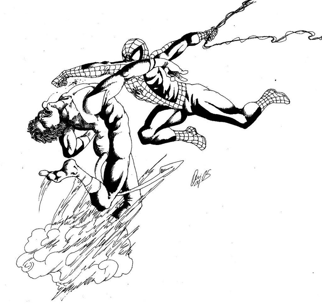 Ilustraciones El Primer Contest Of Champions Duelo De