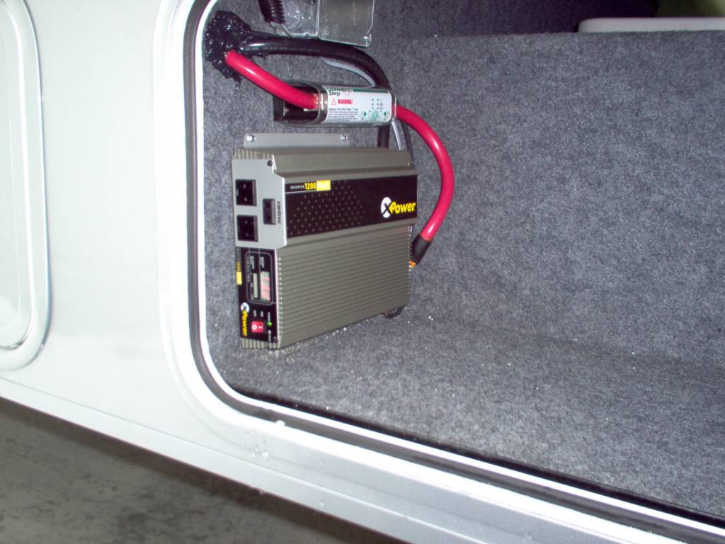 hight resolution of how to do just about anything in an rv how to 6 installing an inverter in your rv
