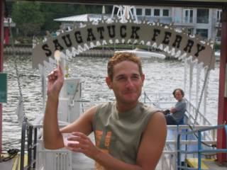Jeremy, the Saugatuck Fairy (Ferry)