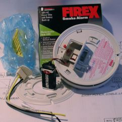 Firex Smoke Detector Wiring Diagram 2001 Saab 9 3 Stereo How To Install A Hardwired Alarm  New Branch
