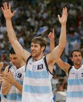 argentina basketball team