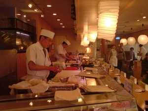 Mer sushi