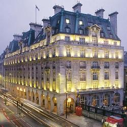 El lujoso hotel Ritz de Londres