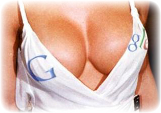 O logo do Google podia ser esse, né?