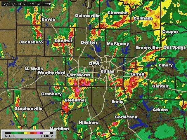 Wfaa Weather Radar