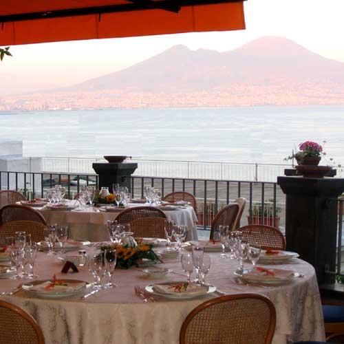 Matrimoni e Ristoranti Villa Mazzarella Napoli