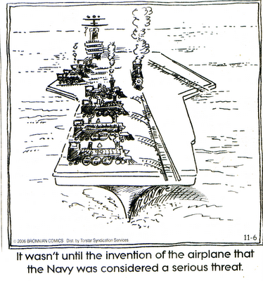 19th C Aircraft Carriers