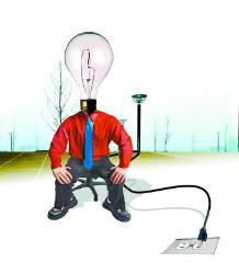 Ideas nuevas siempre parecen algo locas