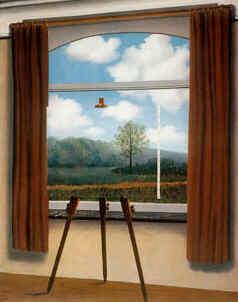 Zret Blog Magritte e la matrice