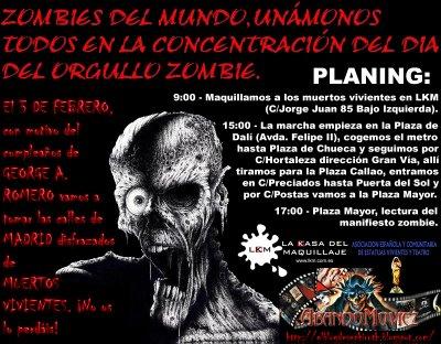 Día del orgullo zombie