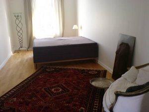 Nya sovrummet