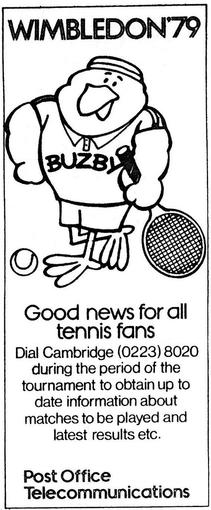 the real 1970s buzby