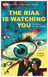 he RIAA is watching you