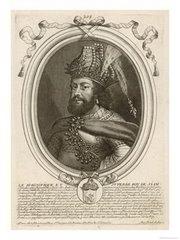 Syah Alam Yang Maha Mulia Nai Hisbu Madazam Syah ibni Sultan Zahiruddin Bahadur Syah (Babur)