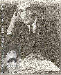 M. NURI DERSIMI