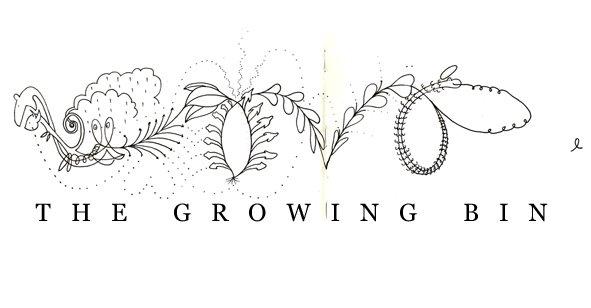 the growing bin: Brave New World