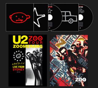 U2 communication: zoo2live