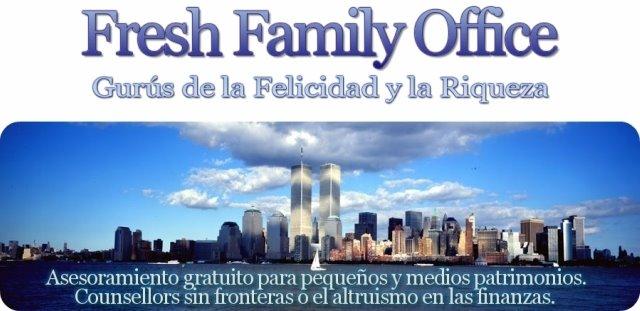 Fresh Family Office. Gurús de la Felicidad y la Riqueza. CFO.