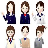 students clipart student clip vector drawing illustrations drawings