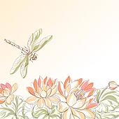 dragonfly clipart and stock illustrations