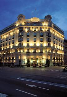 Hotel Palace Barcelona Spain