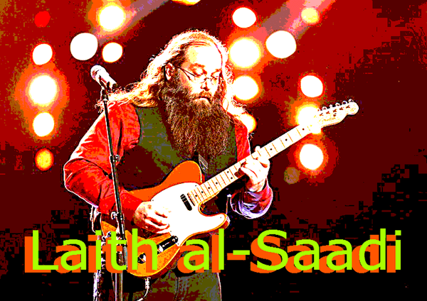 - Sonic Lunch, Thursdays, Laith al-Saadi, GMusic, Ann Arbor, -