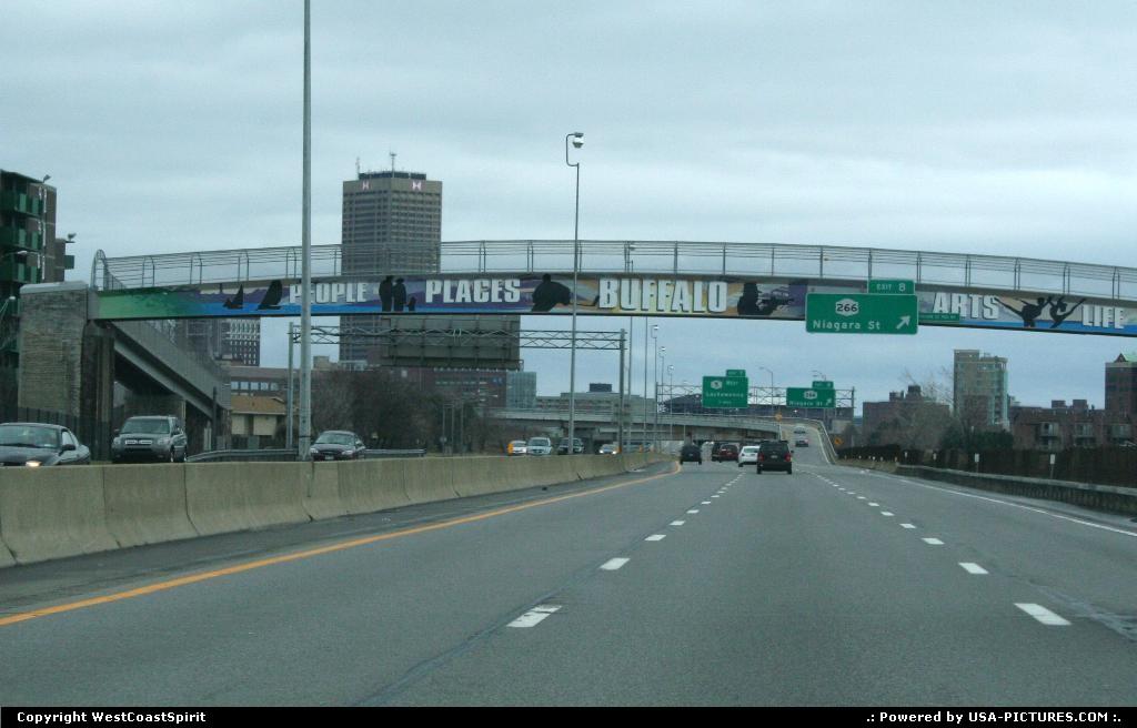 USA Pictures photos : Buffalo. New-york