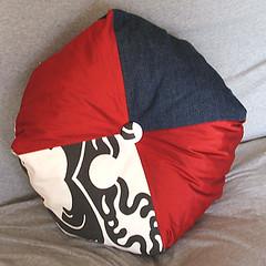 Wonky cushion