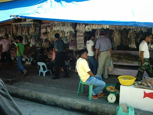 Pasar Philipine di KK