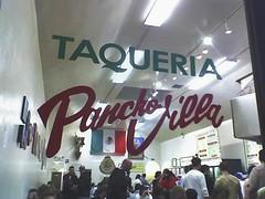 Pancho Villa Door