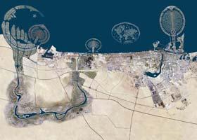 Dubai islands