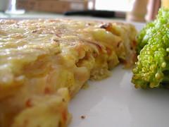 Caramelised Onion Frittata