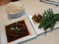 Stop & Seat - Soy Pork on Rice