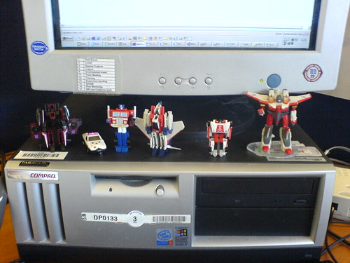 Desk Transformers