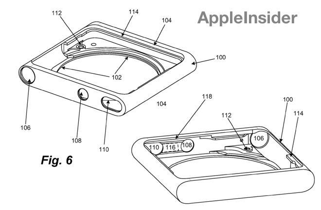 Apple wins exhaustive fourth-generation iPod shuffle patent