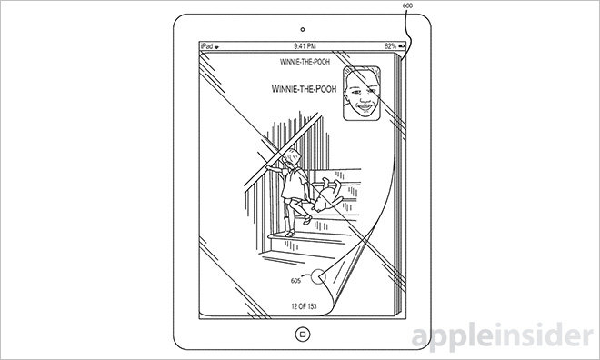 Apple patent outlines mobile app data sharing and
