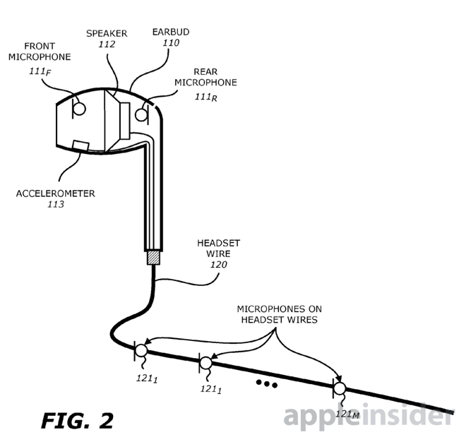 Apple working on voice-recognizing headphones with built