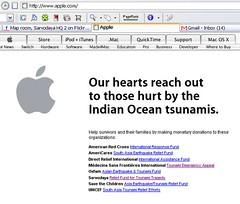 Sarvodaya Featured on Apple