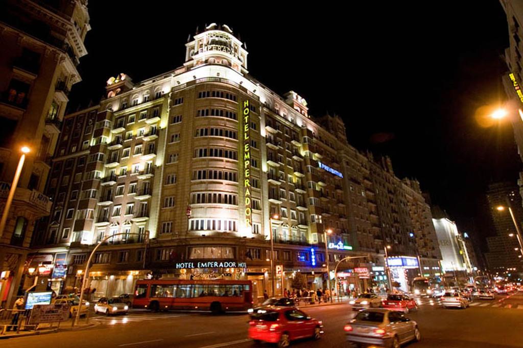 Hotel Emperador Madrid Espaa  HotelSearchcom