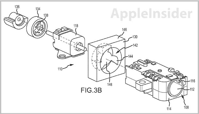 Future Apple iPhones, iPads may have internal fans