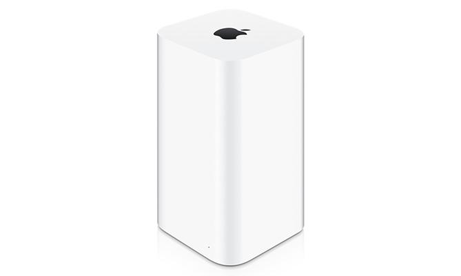 Apple's redesigned AirPort Extreme and Time Capsule models
