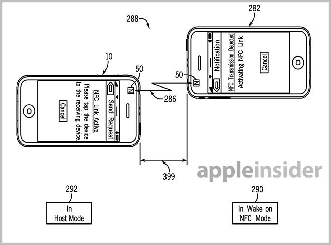 Apple looks to patent NFC-based 'gifting' for iTunes