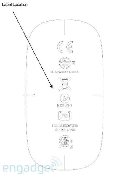 FCC filings confirm Apple's new Bluetooth mouse, keyboard