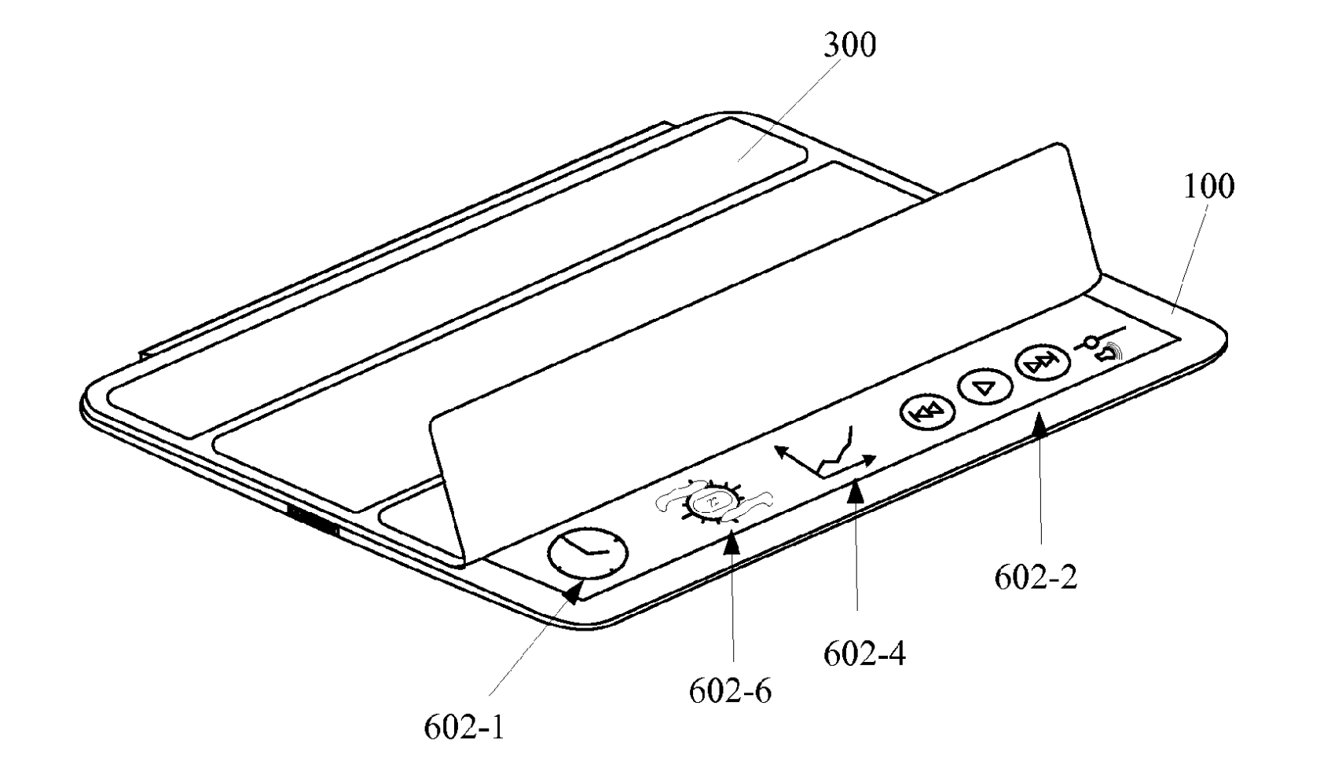 Apple exploring smarter Smart Cover, new gesture controls
