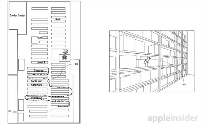Apple patent details visual-based AR navigation, confirms