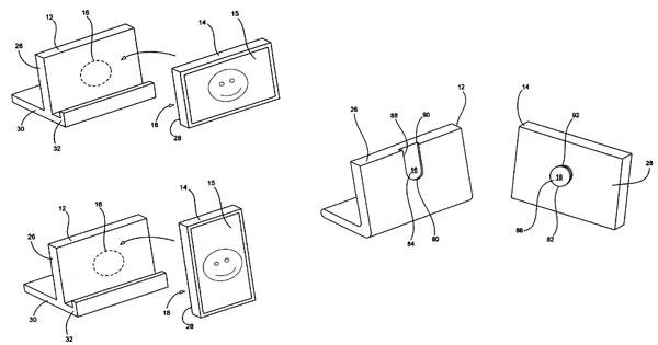 Apple may turn to induction for iPod docking, charging