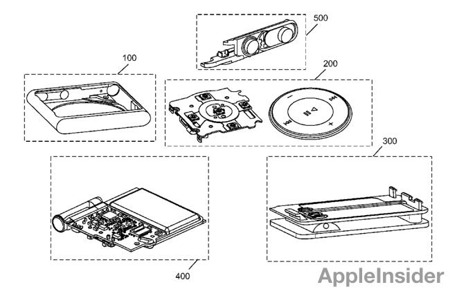 Apple wins exhaustive fourth-generation iPod shuffle patent