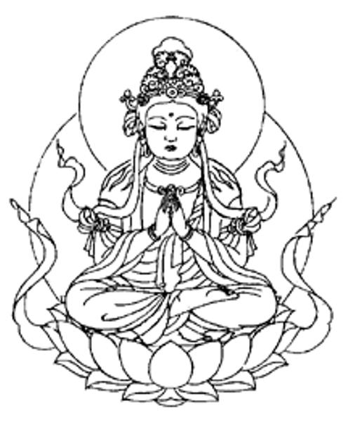 Awakened Buddha